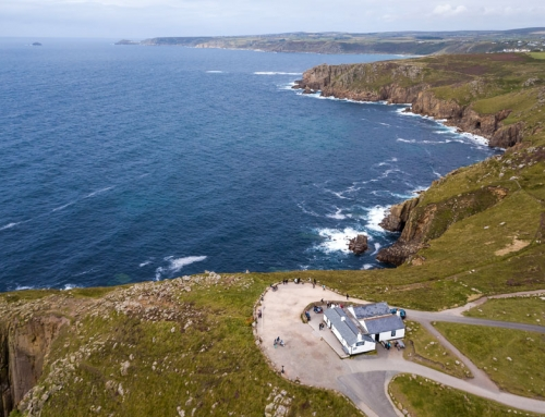 South Cornwall: St Loy to Land's End