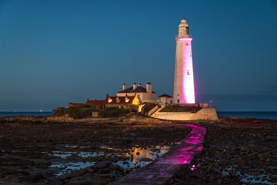 Tyne and Wear lighthouse